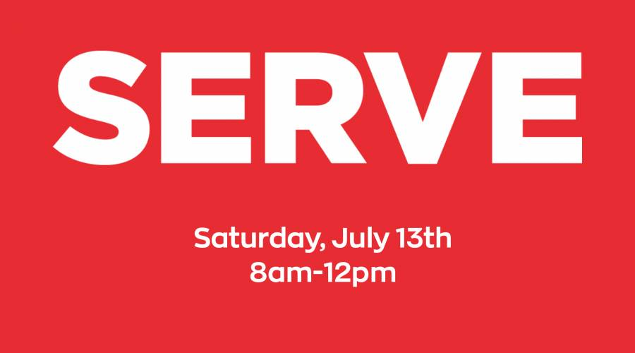 Serve Day 2019