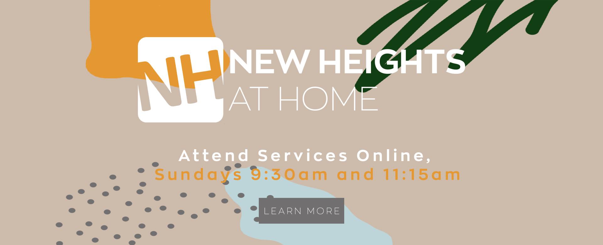 Online Church Webpage
