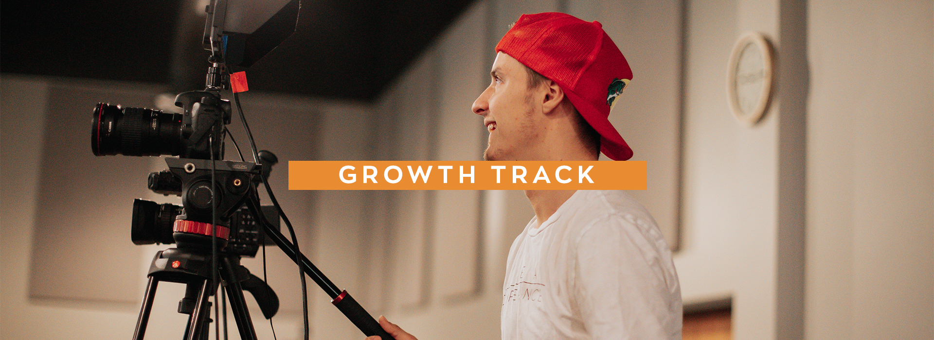 Growth Track Banner