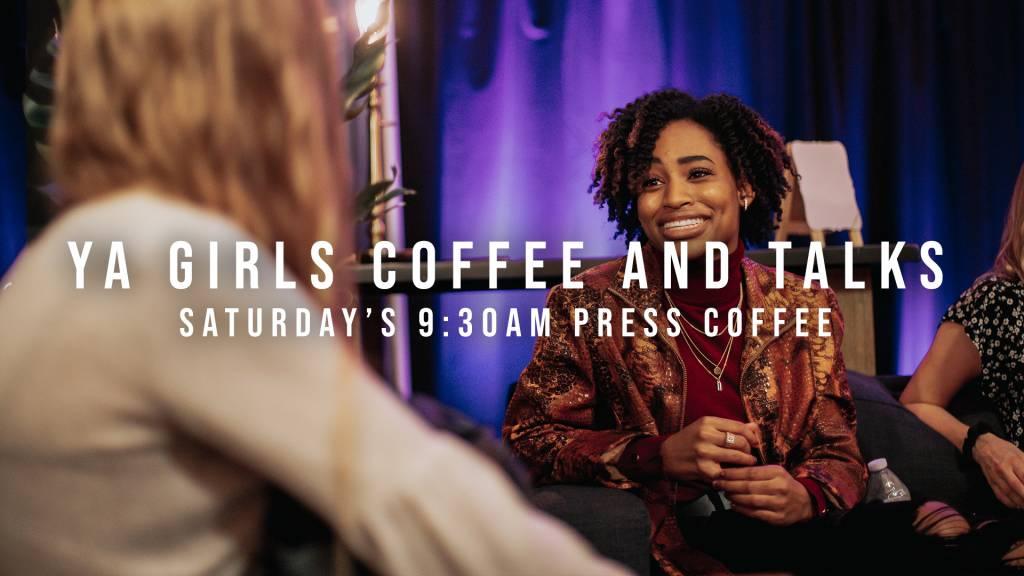YA girls coffee and talks group