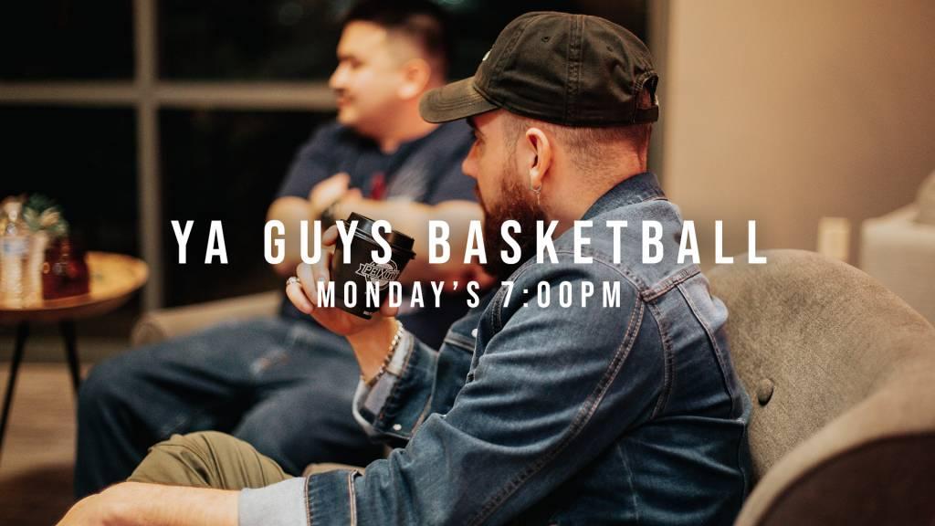 Join the YA Guys Basketball Life Group