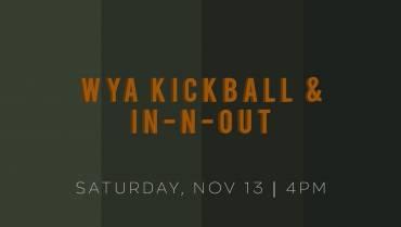 Young Adults Kickball